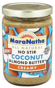 Maranatha All Natural Coconut Almond Butter - Creamy 12 Oz (Pack Of 12) by MARANATHA