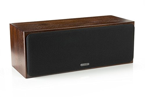 Monitor Audio- Silver Center Channel- Each (Walnut Veneer) by Monitor Audio