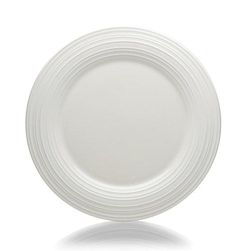 Mikasa Swirl Platter, 12.5