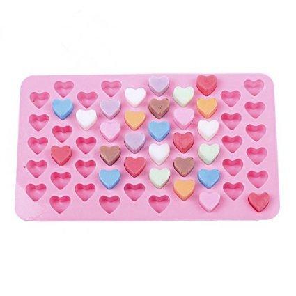 Lihua Heart Shape Silicone Chocolate