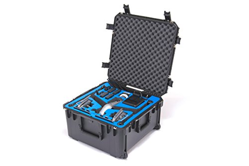 Go Professional Cases Hard Case for DJI Inspire 2 (Travel Mode) by GoProfessional Cases