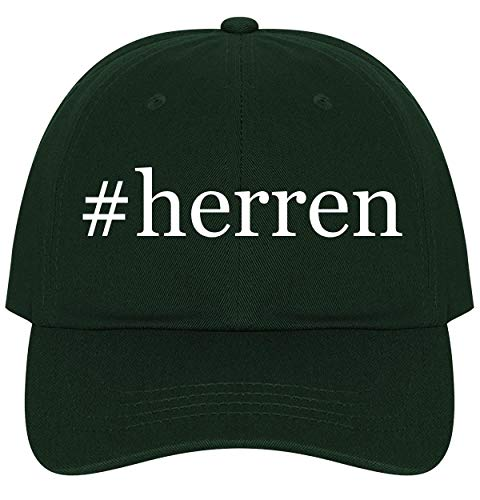 The Town Butler #Herren - A Nice Comfortable Adjustable Hashtag Dad Hat Cap, Forest (Sonnenbrillen 06)