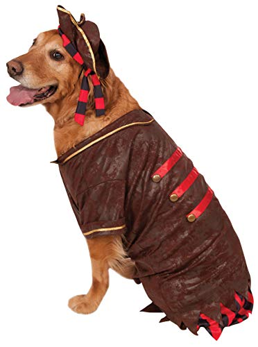 Rubie's Big Dog Pirate Boy Dog Costume -
