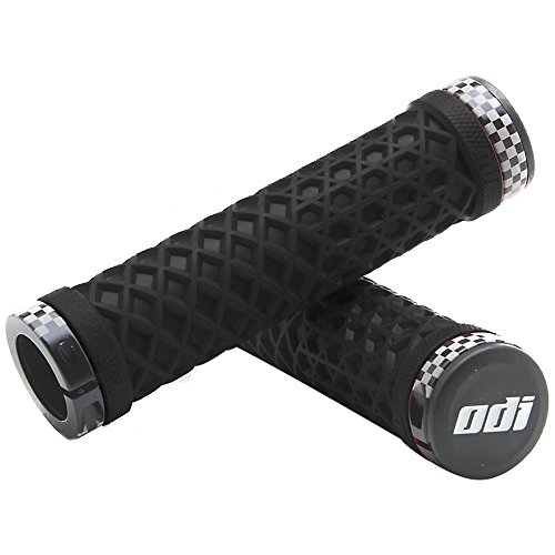 Odi Vans Grip with Lock-On Clamps, Black