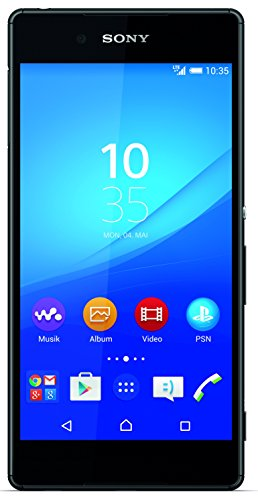 Sony Xperia Z3+ Smartphone (5,2 Zoll (13,2 cm) Touch-Display, 32 GB Speicher, Android 5.0) schwarz