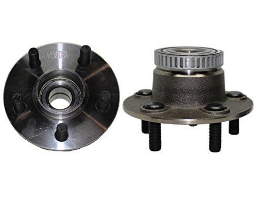 - Brand New (Both) Rear Wheel Hub and Bearing Assembly for - 98-00 Chrysler Cirrus/Plymouth Breeze/Stratus - [98-06 Chrysler Sebring Convertible] - 01-06 Sebring (4 Door Sedan) - [01-06 Dodge Stratus]