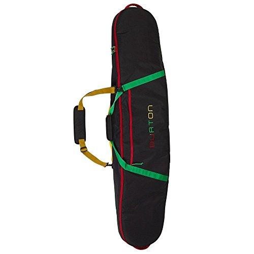 - Burton Gig Snowboard Bag, Rasta, Size 166