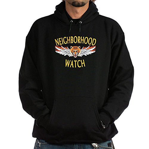 CafePress - Neighborhood Watch Hoodie (dark) - Pullover Hoodie, Classic & Comfortable Hooded Sweatshirt