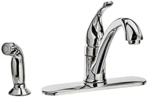 Moen Ca87480 Kitchen Faucet With Side Spray From The