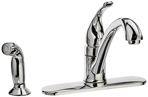 Moen CA87480 Kitchen Faucet with Side Spray from the Torrance ...