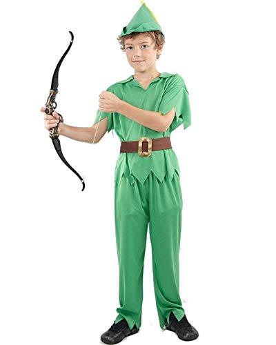 (Peter Pan Boys Costume Size L)