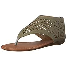 New Starbay Brand Women's Gladiator Fashion Zip Up Sandals