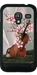 Funda para Samsung Galaxy Ace Plus S7500 - Nueva Vida by Illu-Pic.-A.T.Art