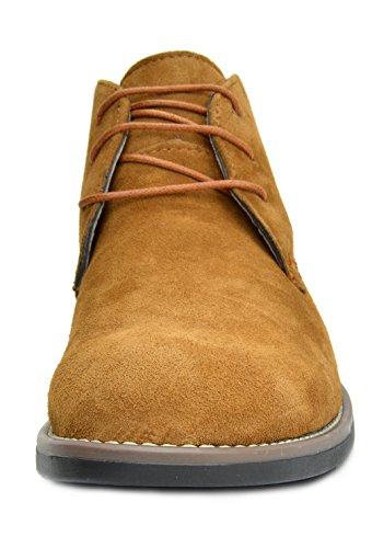 Men's Up camel Bruno Urban Marc Oxfords Lace Leather Suede 1 Boots Desert 6wwqpxY5