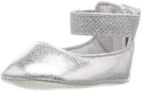 Nine West Girls' Faye 2 Crib Shoe