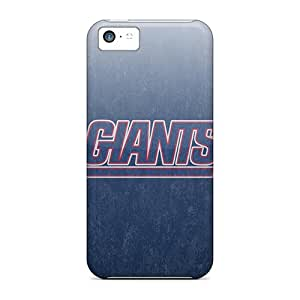 Snap-on New York Giants Cases Covers Skin Compatible With Iphone 5c