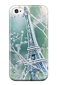 New Snap-on Clarencepca Skin Case Cover Compatible With Iphone 4/4s- Manipulation Photography People Photography