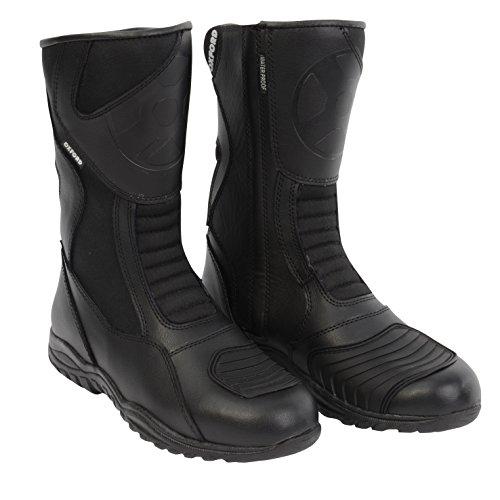Italian Motorcycle Boots - 3