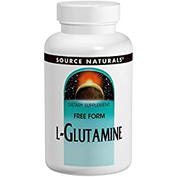 Source Naturals L-Glutamine Powder - 16 oz