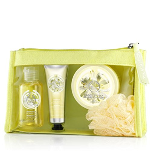 the body shop moringa set