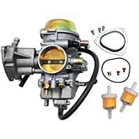 KIPA Carburetor For Yamaha RHINO 660 YFM660 YXR660FA...