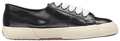 Superga Femmes 2750 Yaleapuw Fashion Sneaker, Noir, 41,5 Eu / 10 M Us