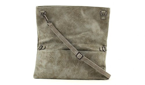 cm Beige Clutch Vintage Fritzi Ronja 29 Tasche Wing aus Preußen Pebble RgvxF8