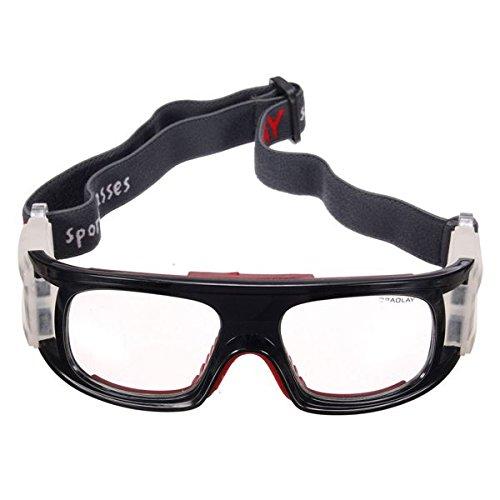 9e847076908 Basketball Soccer Football Sports Protective Elastic Goggles Eye Safety  Glasses