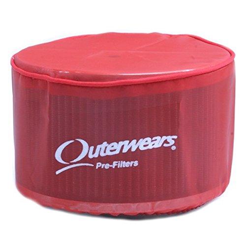 Red Outerwear Prefilter Round 6 X 3.5 10-1116-03
