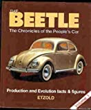 Beetle Vol. 1 : The Chronicles of the People's Car, Etzold, H. R., 0854296476