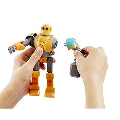 Robozuna C13001 Mangle 15cm Action Figure: Toys & Games