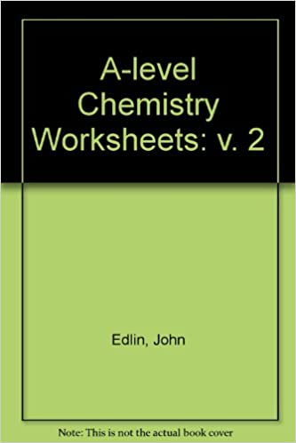 Counting Number worksheets fun chemistry worksheets : A-level Chemistry Worksheets: v. 2: John Edlin: 9781860831072 ...