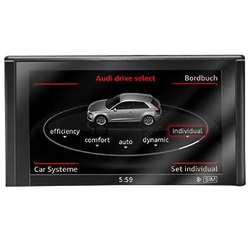 Audi Drive Select >> Audi 8u0063765 Retrofit Kit Drive Select For Q3 8u Amazon Co Uk