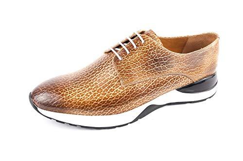 Melvin & Hamilton Herren Blair 1 Sneaker Low Braun