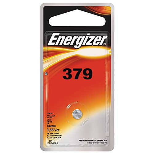 1.5V Energizer 379 Battery 5 Pack