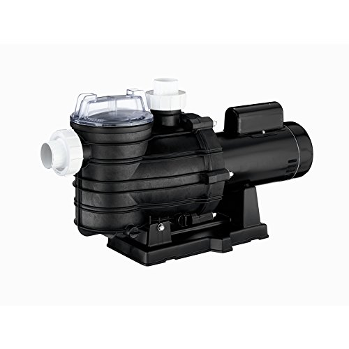 Utilitech 1-HP Thermoplastic Pool Pump