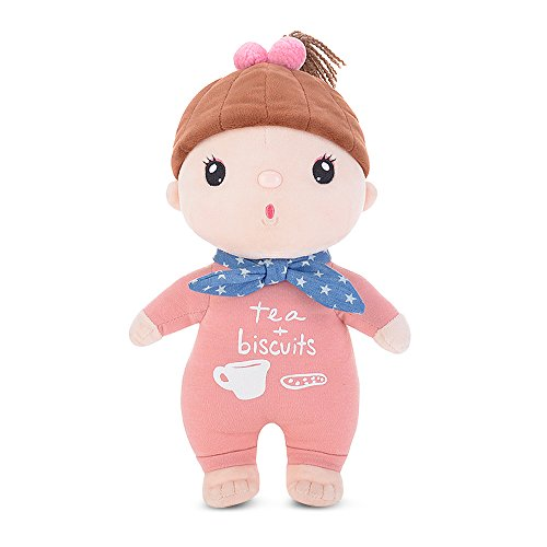 [BELK Dollhouse Fancy Costume Baby's Tots Huggable Fabric Doll Soft Cotton Stuffed Toy 12