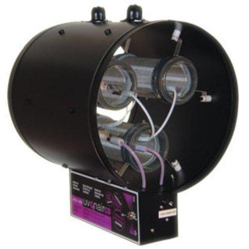 10 in. In-Line Corona Discharge - Uvonair Ozone Generator by Ozone Environmental / Uvonair