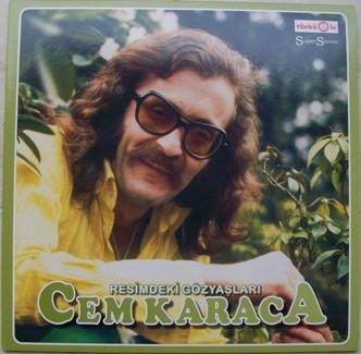 Resimdeki Gözyaslari [Vinyl Reissue] (Cem Karaca Vinyl)