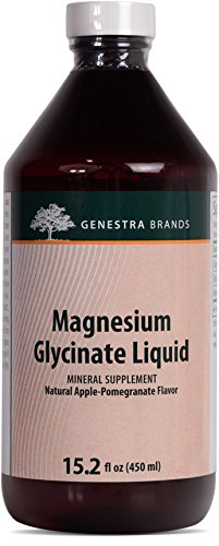 Genestra Brands Magnesium Glycinate Pomegranate