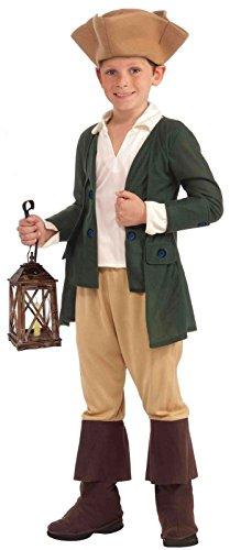 Paul Revere Child Costume, Medium (8-10)]()