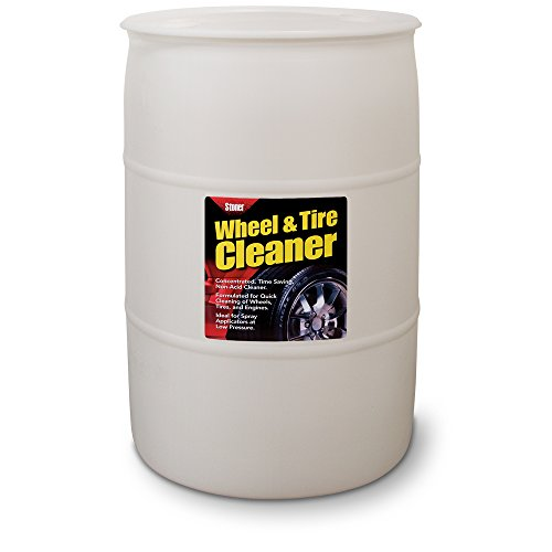Stoner Car Care B548DR Concentrated Wheel and Tire Cleaner, 55 gallon by Stoner Car Care