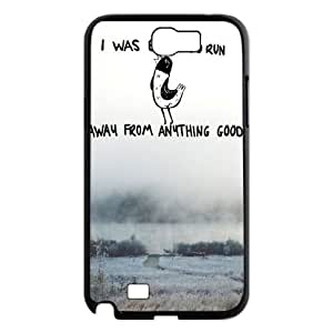 Hjqi - Customized wonder years Phone Case, wonder years Personalized Case for Samsung Galaxy Note 2 N7100