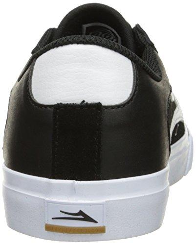 2014 newest sale online cheap sale browse Lakai Men's Ellis Skateboarding Shoe Black/White Suede outlet latest collections LkOf7kkaxC