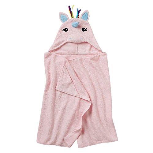 Jumping Beans Unicorn Hooded Bath Towel ()