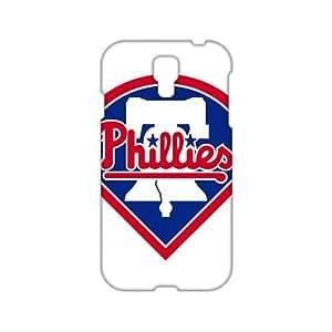 hiladelphia phillies logo 3D Phone Case for Samsung S4 MINI