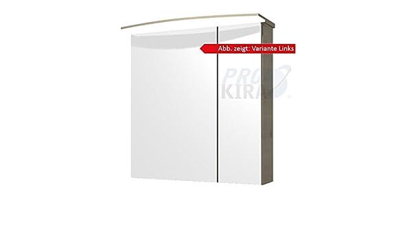 Pelipal pineo Armario con Espejo/PN de SPS de 19 l/r/Comfort N/B: 65 cm: Amazon.es: Hogar