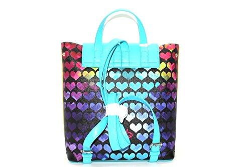 Braccialini , Damen Rucksackhandtasche Mehrfarbig mehrfarbig ALTEZZA : CM 30 LARGHEZZA : CM 30 PROFONDITA : CM