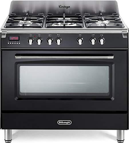 De Longhi MEM 965 NX Linea Mastercook Cucina a Gas 5 Fuochi ...