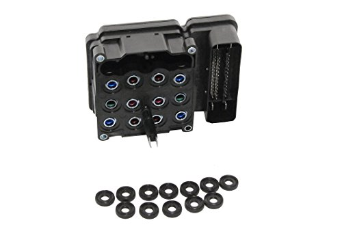 ACDelco 25926937 GM Original Equipment Electronic Brake and Traction Control Module with 12 Seals